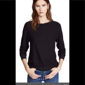 Wildfox Basic Pullover Size M